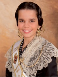 Lourdes Mª Climent Moreno Children Lady of the Town 2011