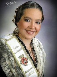 Araceli Moliner d'Ivernois Lady of the Town 2012