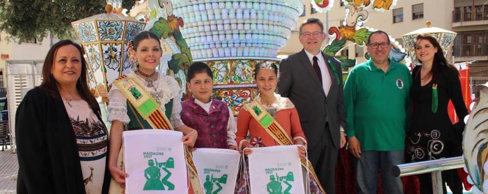 Rollitos, Coso Multicolor, Teatro Valenciano y Disfraces