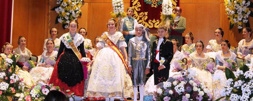 Exaltación Falla les Arts Valencia