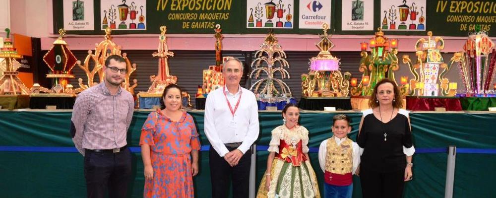 Inauguracion Maquetas Carrefour